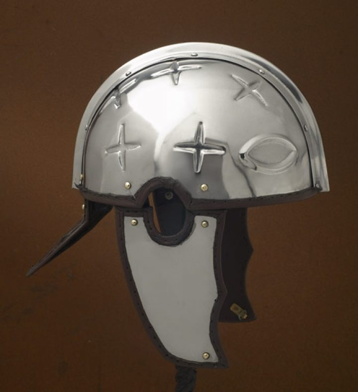 Romeinse Intercisa II Helm