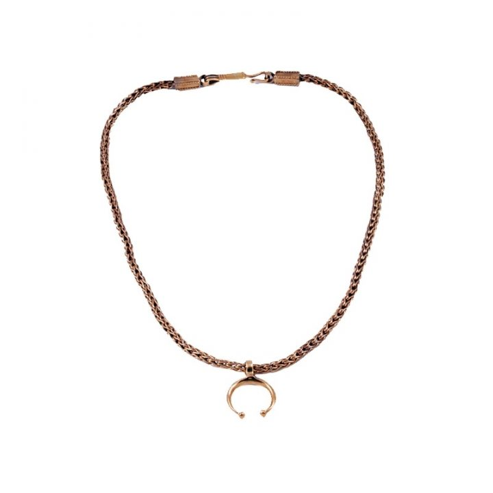 Romeinse Ketting, Brons, 55 cm, 1-2 eeuw na Chr.