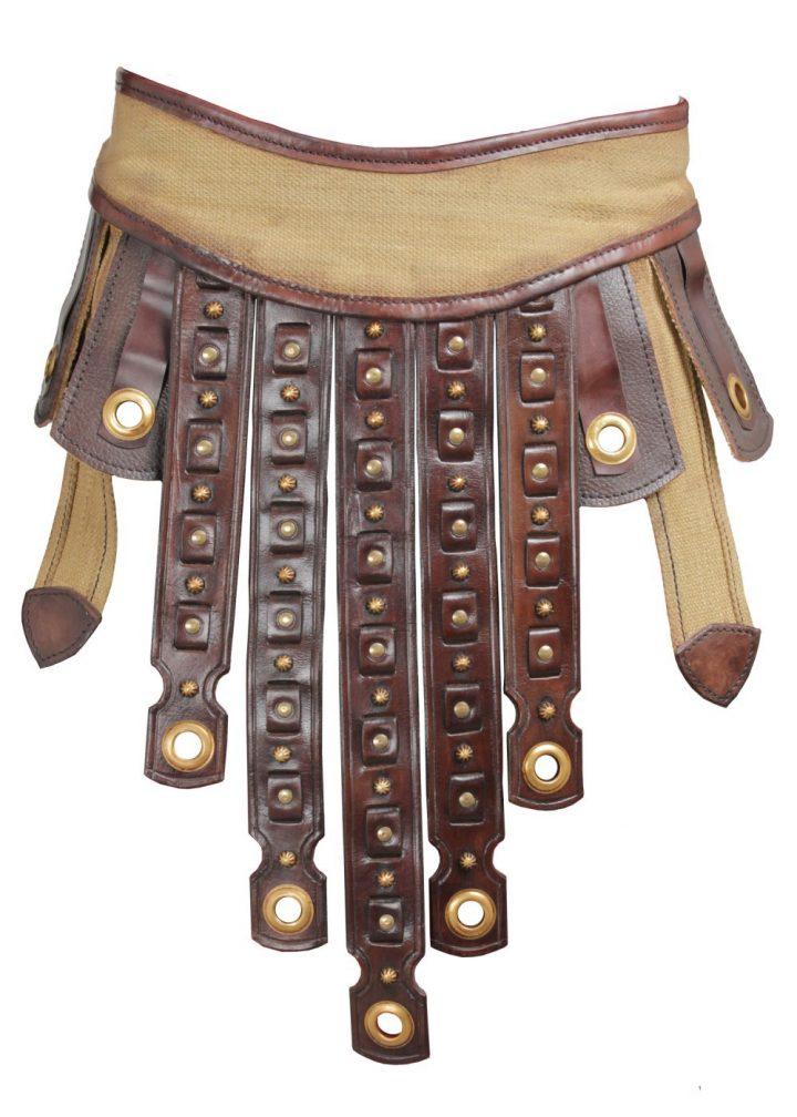 Romeinse Ledergordel