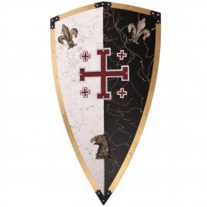 Schild van de Ridders van Jaruzalem