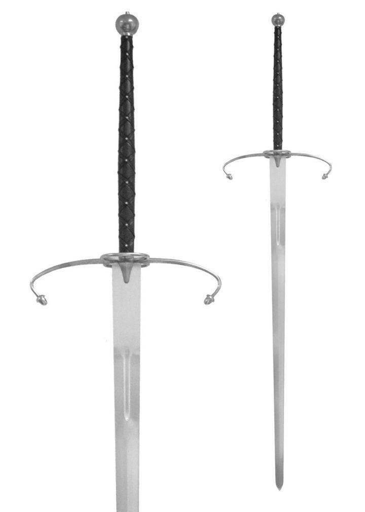 2 hand Lowlander zwaard CASSH-2065