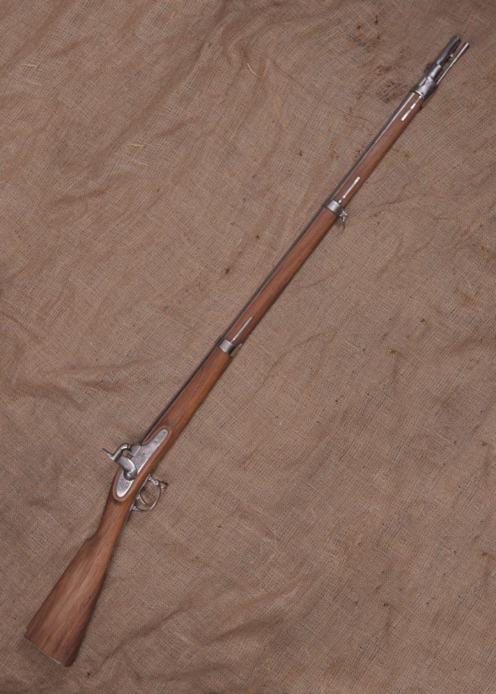 Springfield 1842 Muskete mit Perkussionsschloss