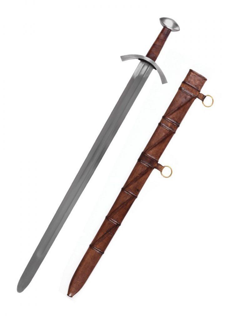 Mittelalter Einhander Schaukampf Schwert St. Maurice 13JH. SK-B Klasse
