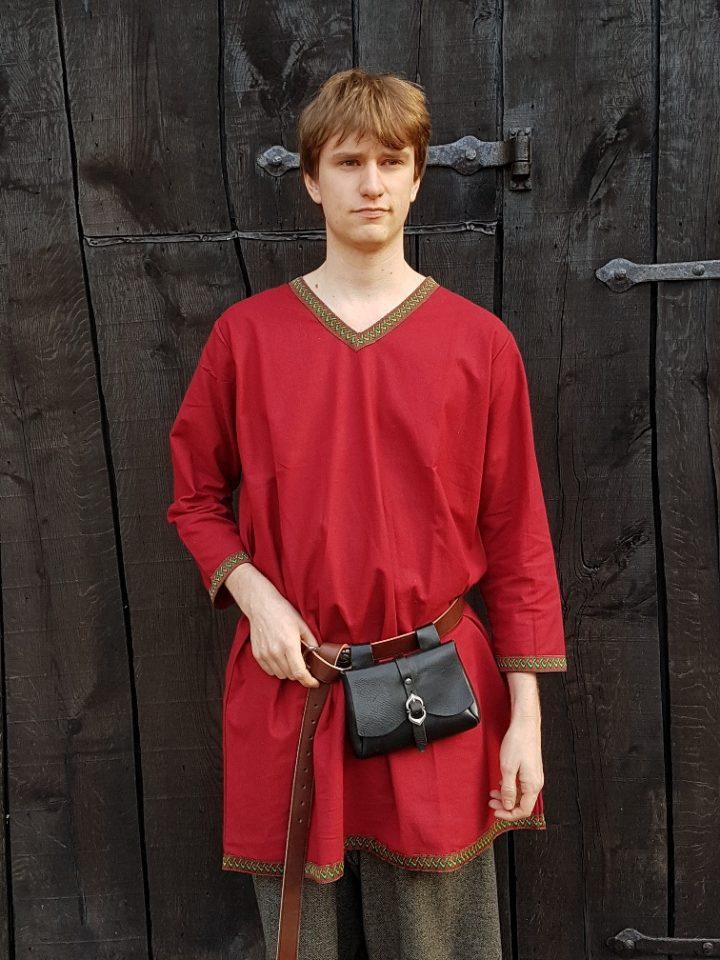 Viking Tuniek Rood