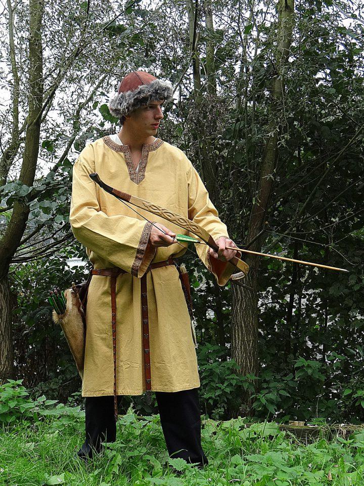 Viking Tuniek Geel