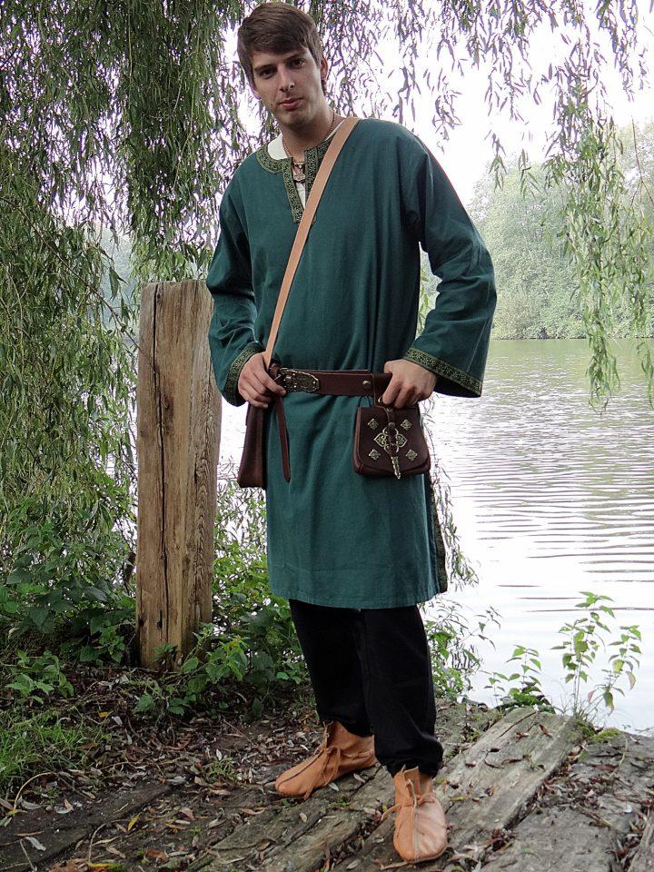 Viking Tuniek Groen