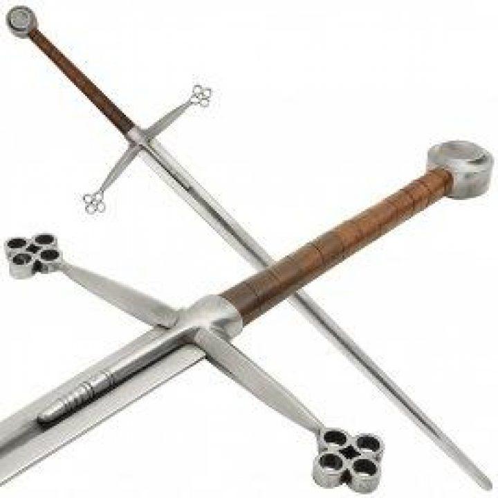 Tweehand zwaard Glaymore
