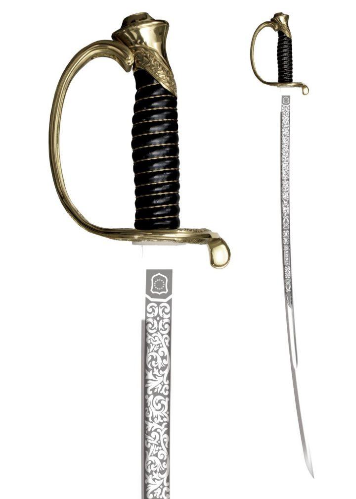 US Marine Saber Schaukampf Schwert