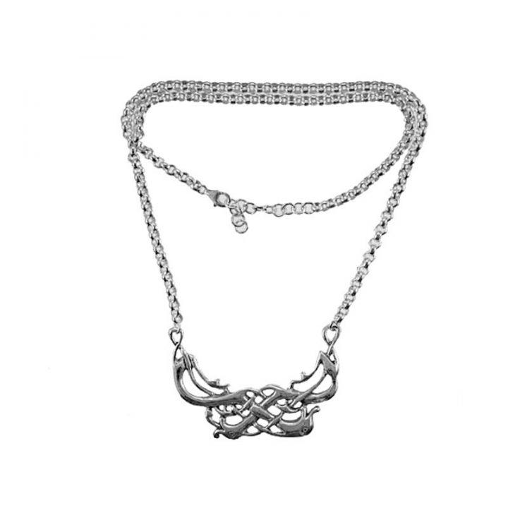 Keltischer Kette Silber ( 925er )