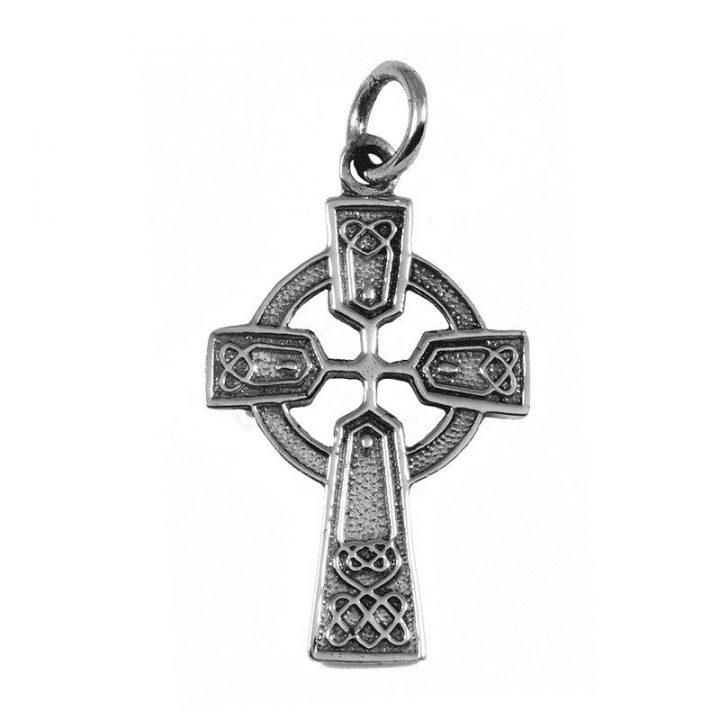 Keltisches Kreuz Silber