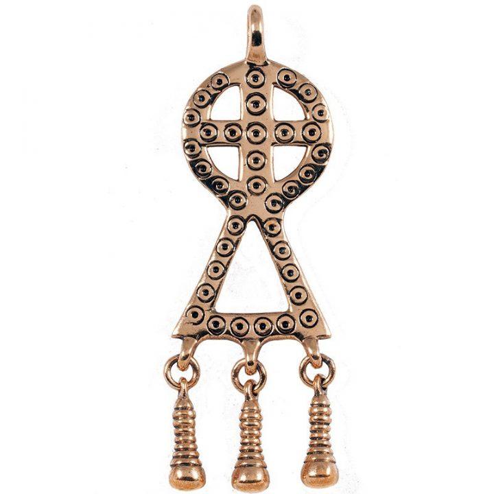 Replikat Keltischen Anhanger Bronze