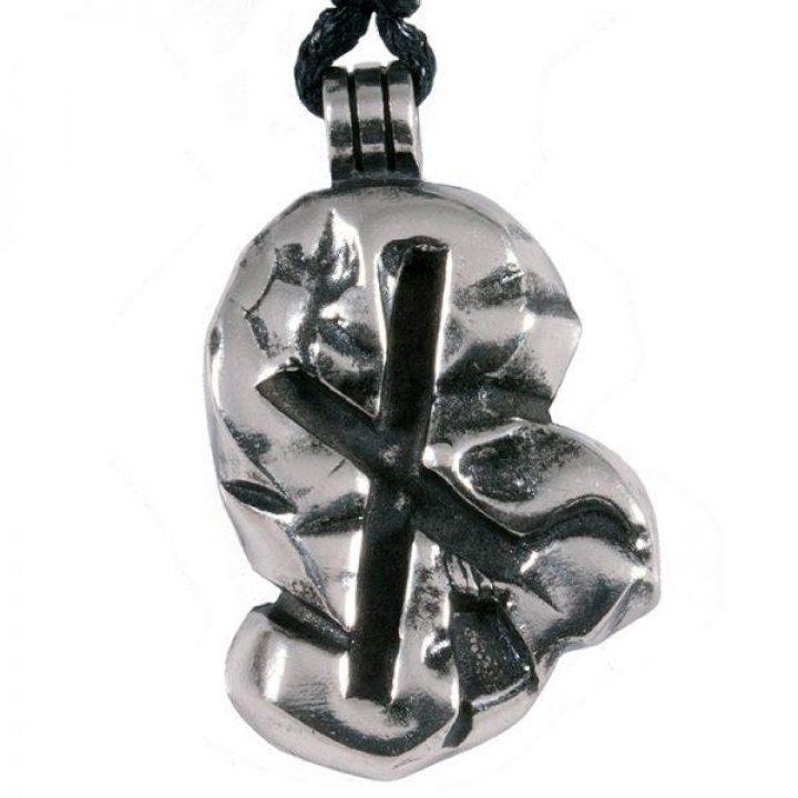 Viking Runen Hanger Tin