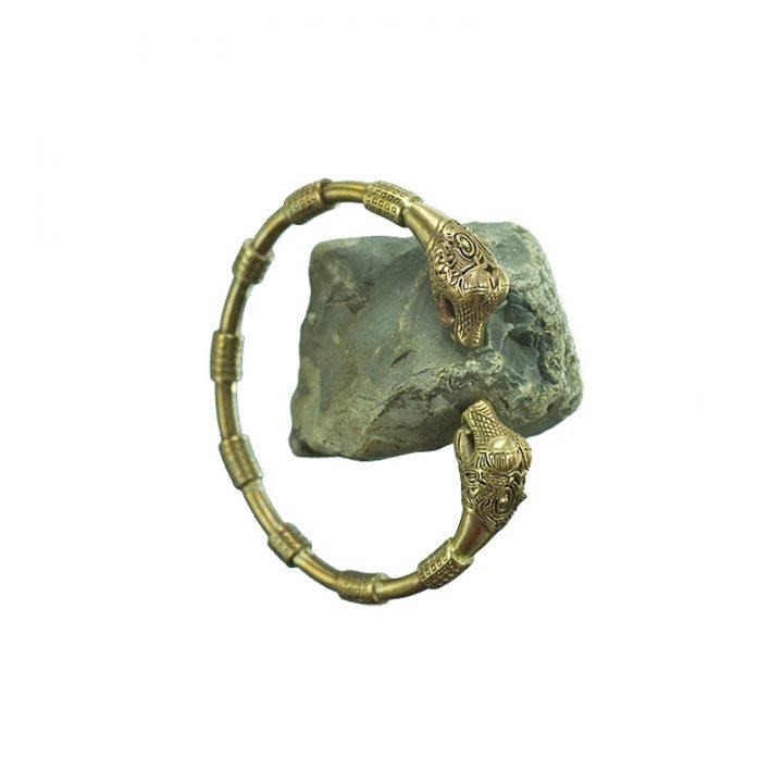 Viking Armband Brons