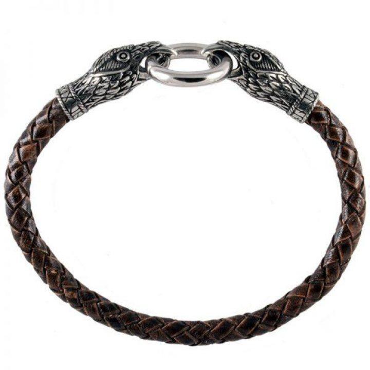 Wikinger Armband in Zinn, Gross