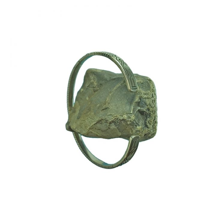 Viking Gotland Armband Replica Zilver 17cm