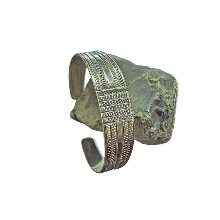 Viking Gotland Armband Zilver Replica ca.17 cm