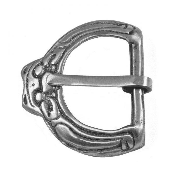 Viking Riemgesp Zilver