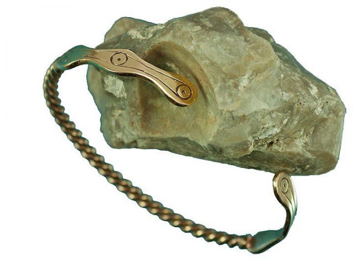 Viking Gotland Armband Brons ca. 650n.Chr. 17 cm
