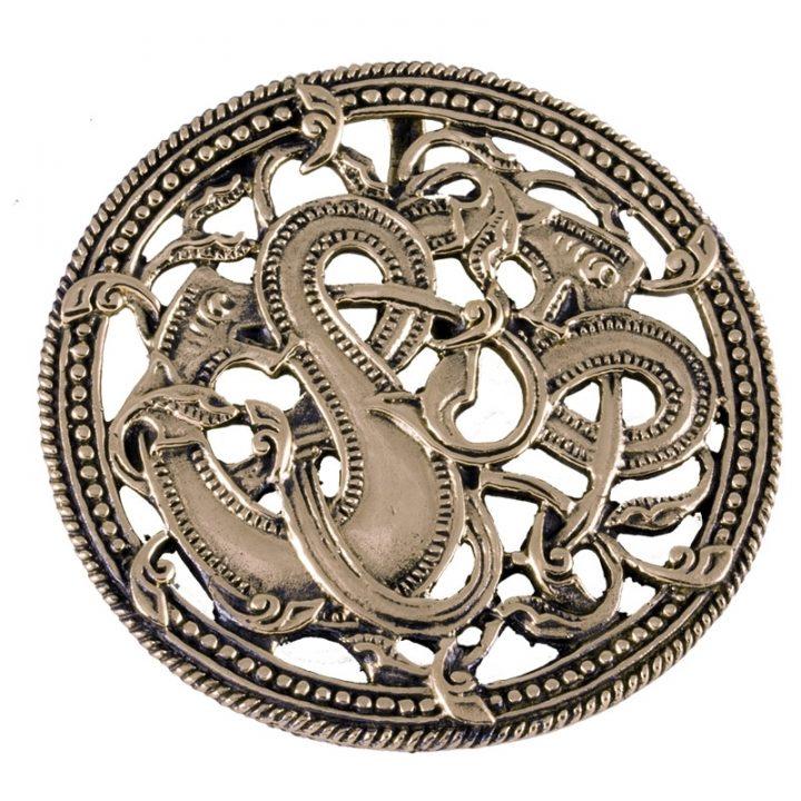 Wikinger Anhanger Bronze
