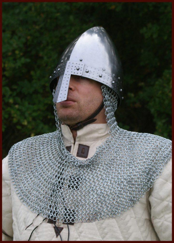 Viking Helm met Malien