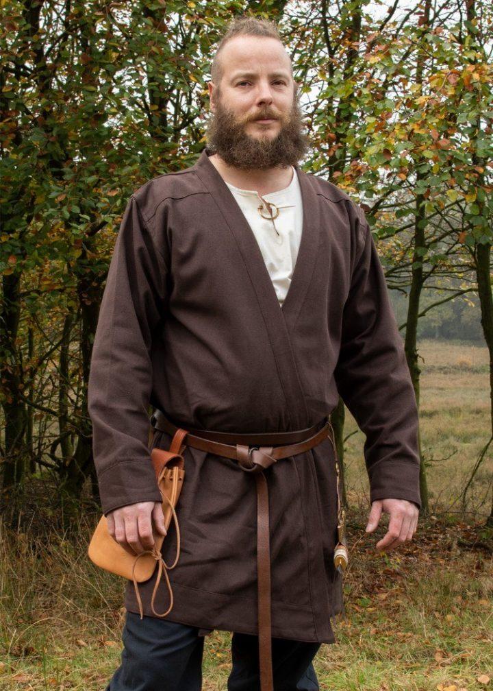 Viking Kaftan Bruin