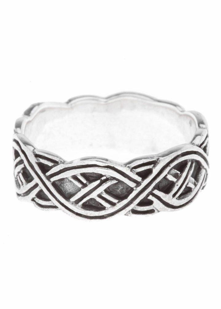Viking - Kelten Ringen Zilver
