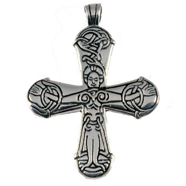 Viking Kruis Zilver