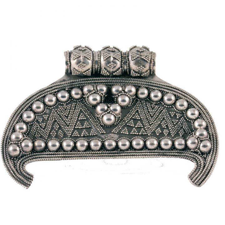 Wikingerzeitlichen Lunula-Amulettes