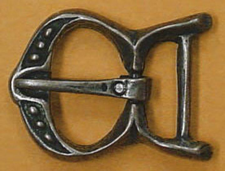 Viking Riemgesp Brons, Rusland, 10e eeuws