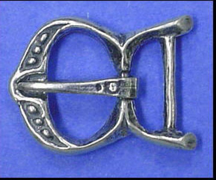 Viking Riemgesp zilver, Rusland, 10e eeuws