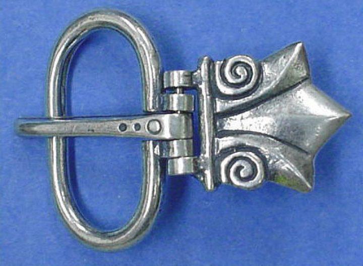 Viking Riemgesp Zilver, Finougrian 9e eeuws
