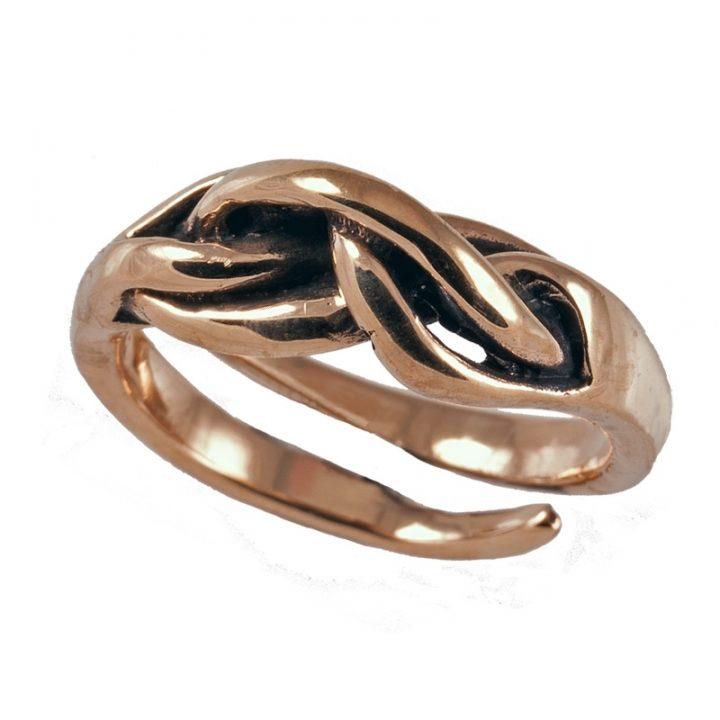 Replica Ring Brons 1000 n.Chr. groot