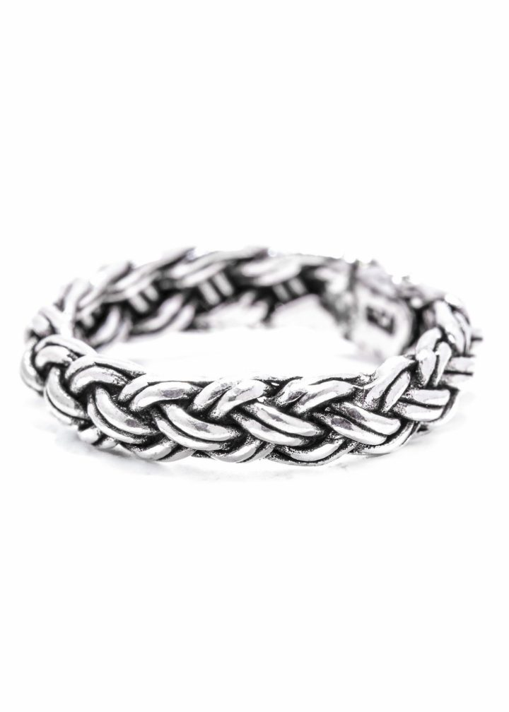 Viking Ring Zilver
