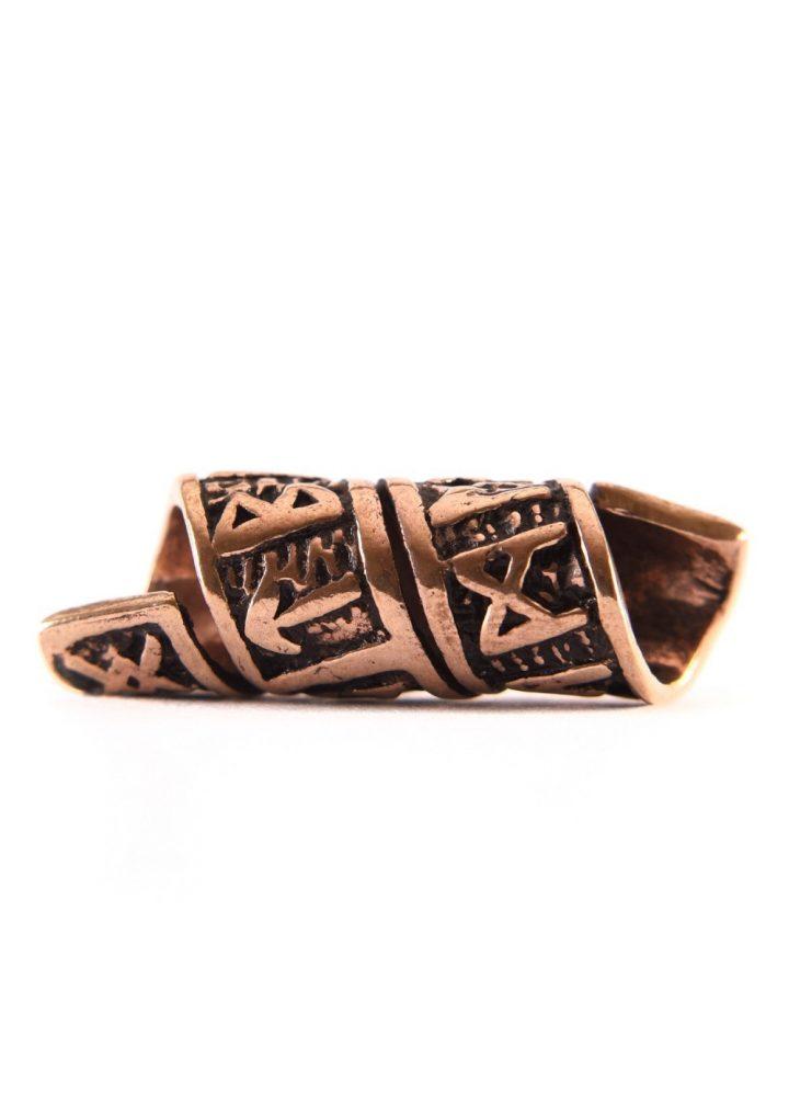 Baardkraal Viking Runen Brons