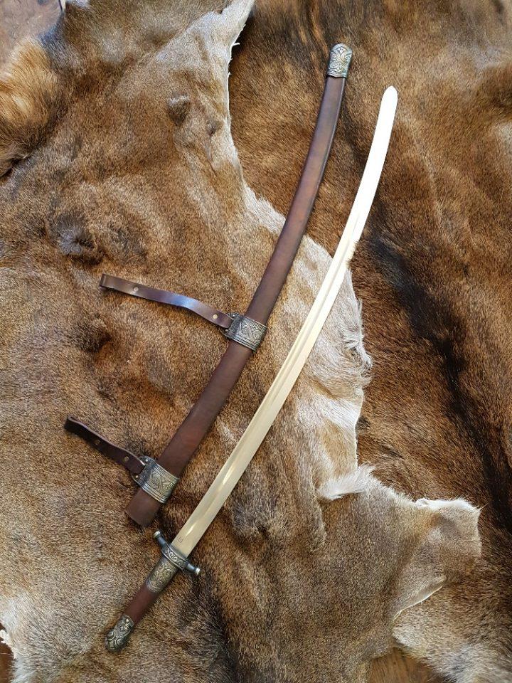 Viking Russ Sabel 10e-11e eeuws met schede