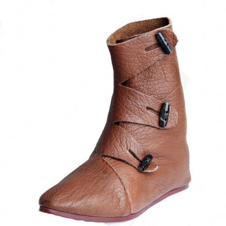 Viking Schoenen 9-10e eeuws