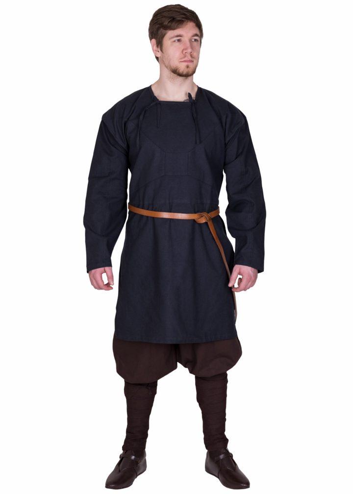 Viking Tuniek `Viborg rekonstrction`11e eeuwse in Blauw
