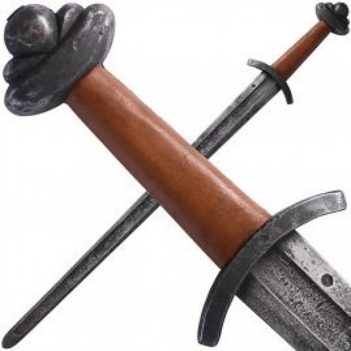 Viking Zwaard 9e-11e eeuws Klasse B
