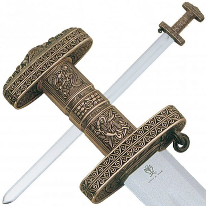 Viking Zwaard 9e eeuws (deco)