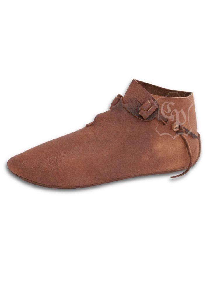 Viking heimdall schoenen 700-1200 n. Chr.