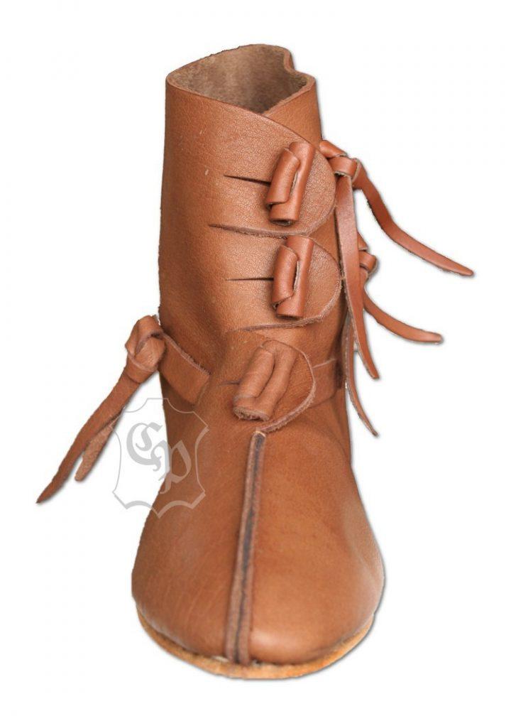 Viking schoenen 1000-1250 n. Chr.