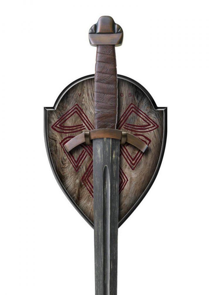 Wikinger Schwert von Lagertha Lothbrock aus Vikings