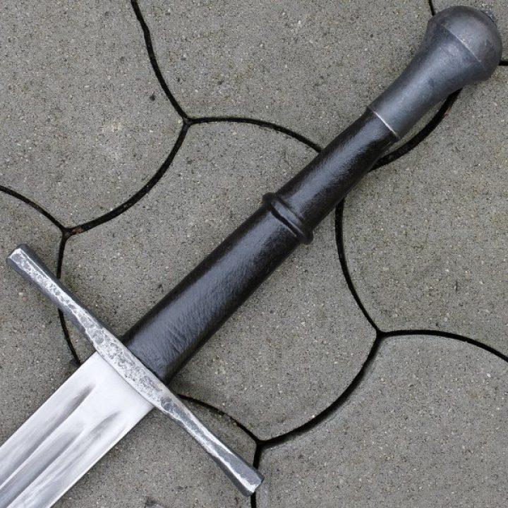 Vol Contact 1.5 hand zwaard