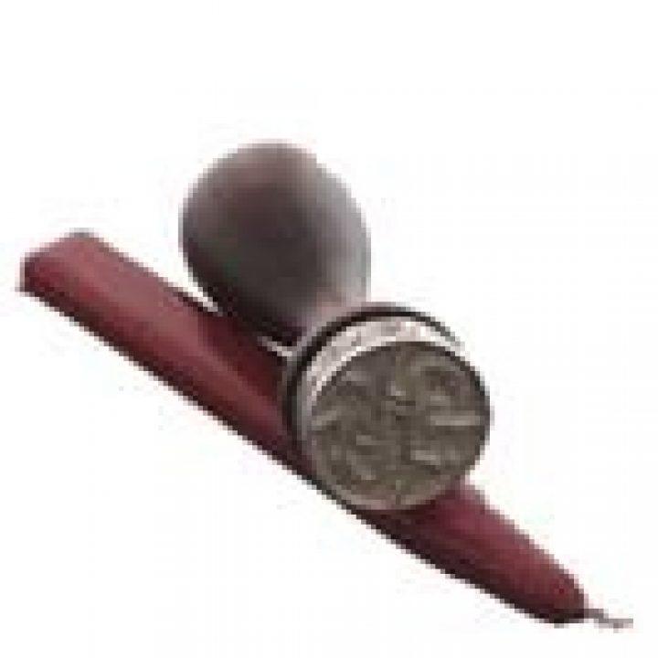 Zegelstempel met Monogram Knotz