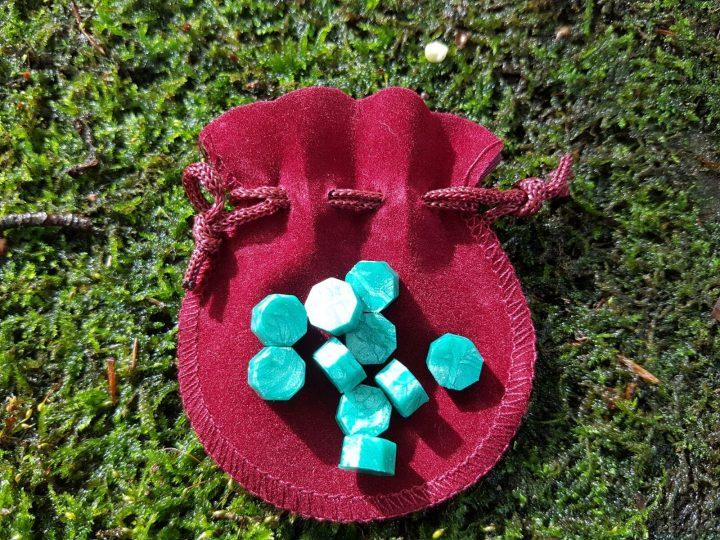 Zegelwas Tabletten NR-002