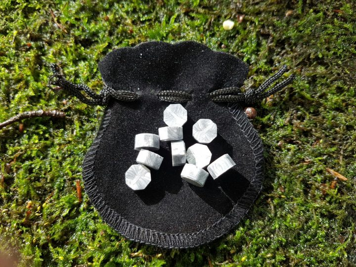 Zegelwas Tabletten NR-003
