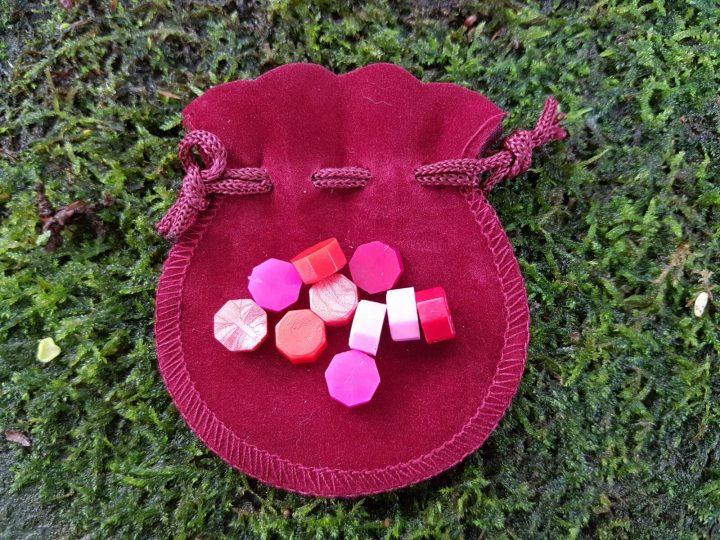 Zegelwas Tabletten NR-010