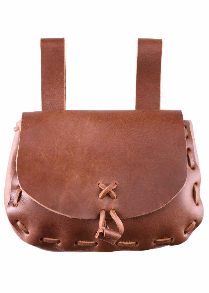 Mittelalter Tasche Braun