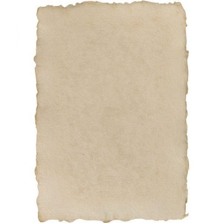 Büttenpapier 250 grams A5,  5 Blätter