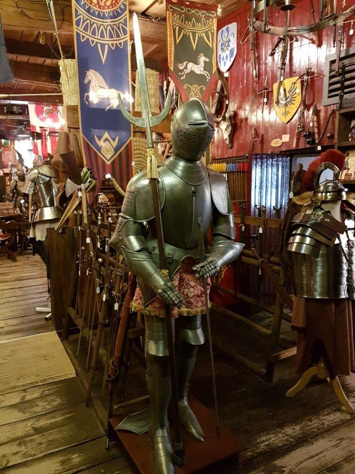 Harnas - Ridder van Marto ca. 50 jaar oud